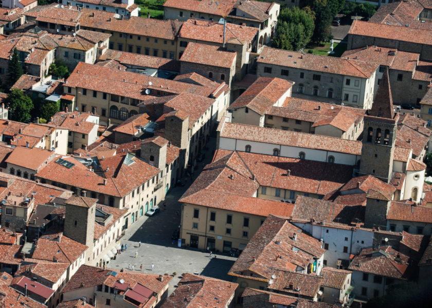Borgo tetti rossi